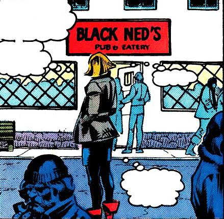 Black Ned's Pub & Eatery