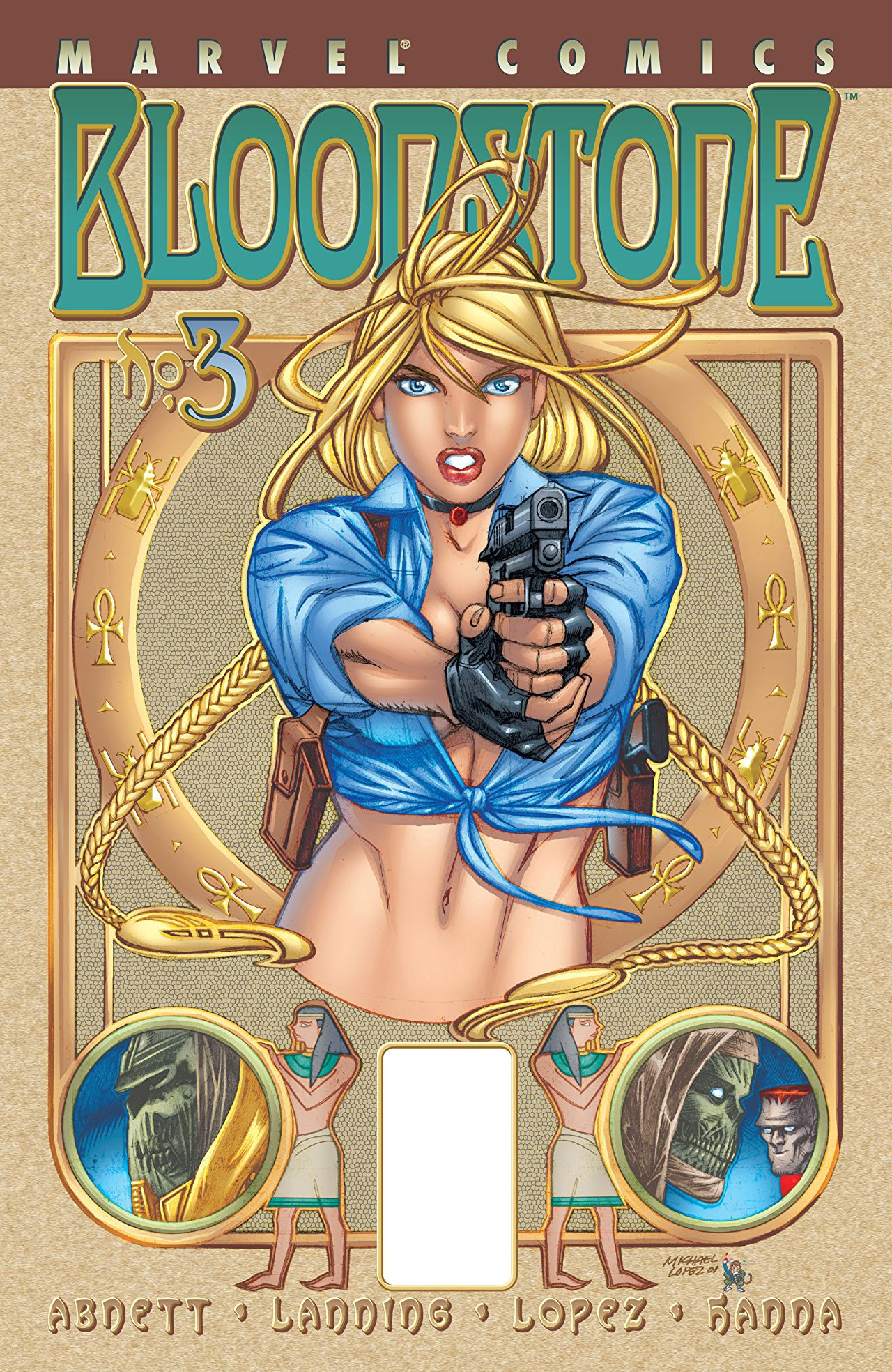 Bloodstone Vol 1 3