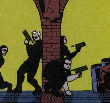 Bodybaggers (Earth-616)