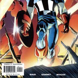Captain America Vol 3 1