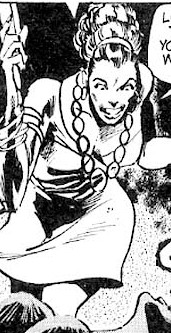 Catherine Saint (Earth-616) from Vampire Tales Vol 1 3 0001.jpg