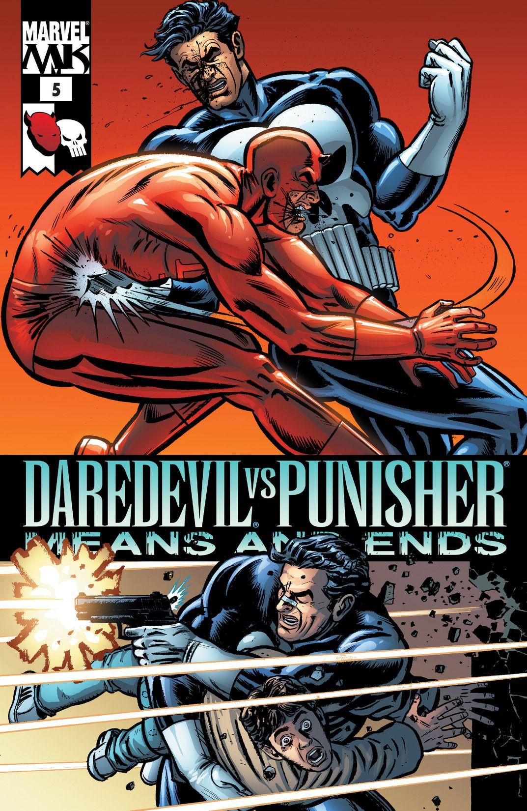 Daredevil vs. Punisher Vol 1 5