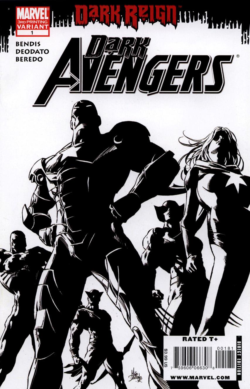 Dark Avengers Vol 1 1 Third Printing Variant.jpg