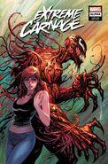 Extreme Carnage Alpha Vol 1 1 Kirkham Exclusive Variant