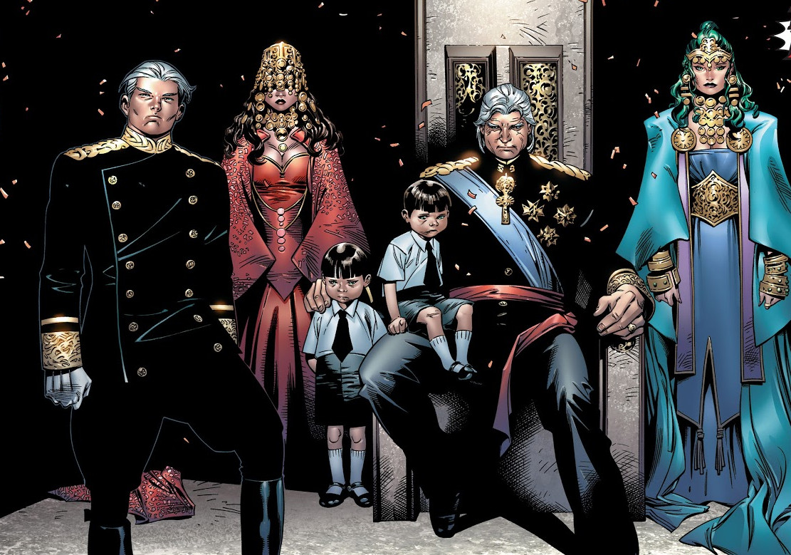 Family Magnus (Earth-58163) from House of M Vol 1 6 001.jpg