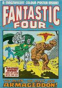 Fantastic Four (UK) Vol 1 17