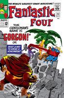 Fantastic Four Vol 1 44