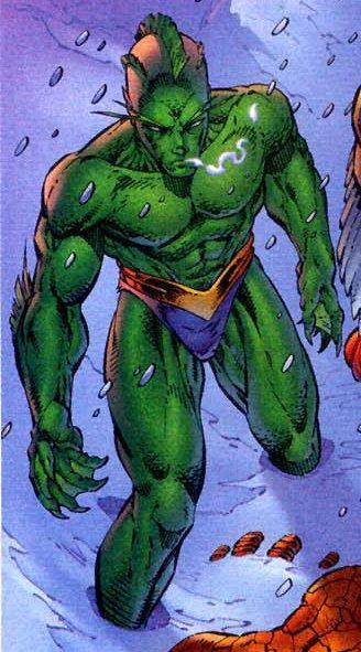 Triton (Heroes Reborn) (Earth-616)