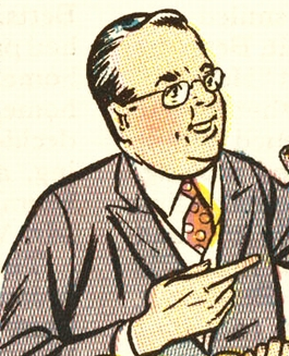 Frank Smith (Danny's Father) (Earth-616)