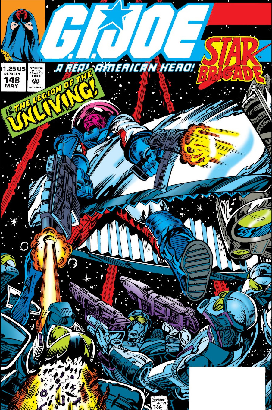G.I. Joe: A Real American Hero Vol 1 148