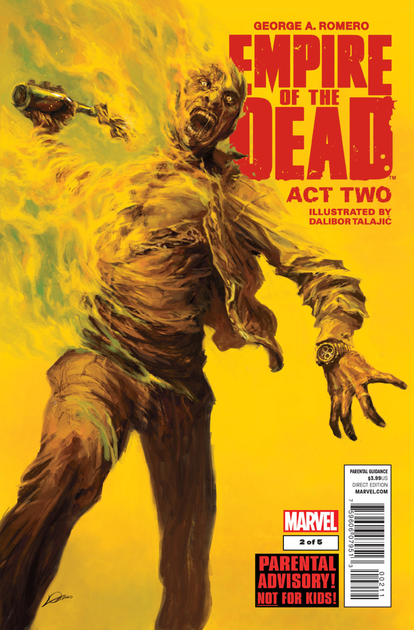 George Romero's Empire of the Dead: Act Two Vol 1 2