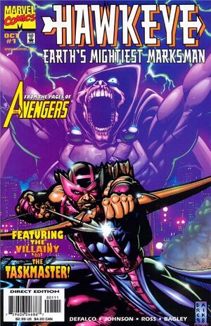 Hawkeye Earth's Mightiest Marksman Vol 1 1.jpg