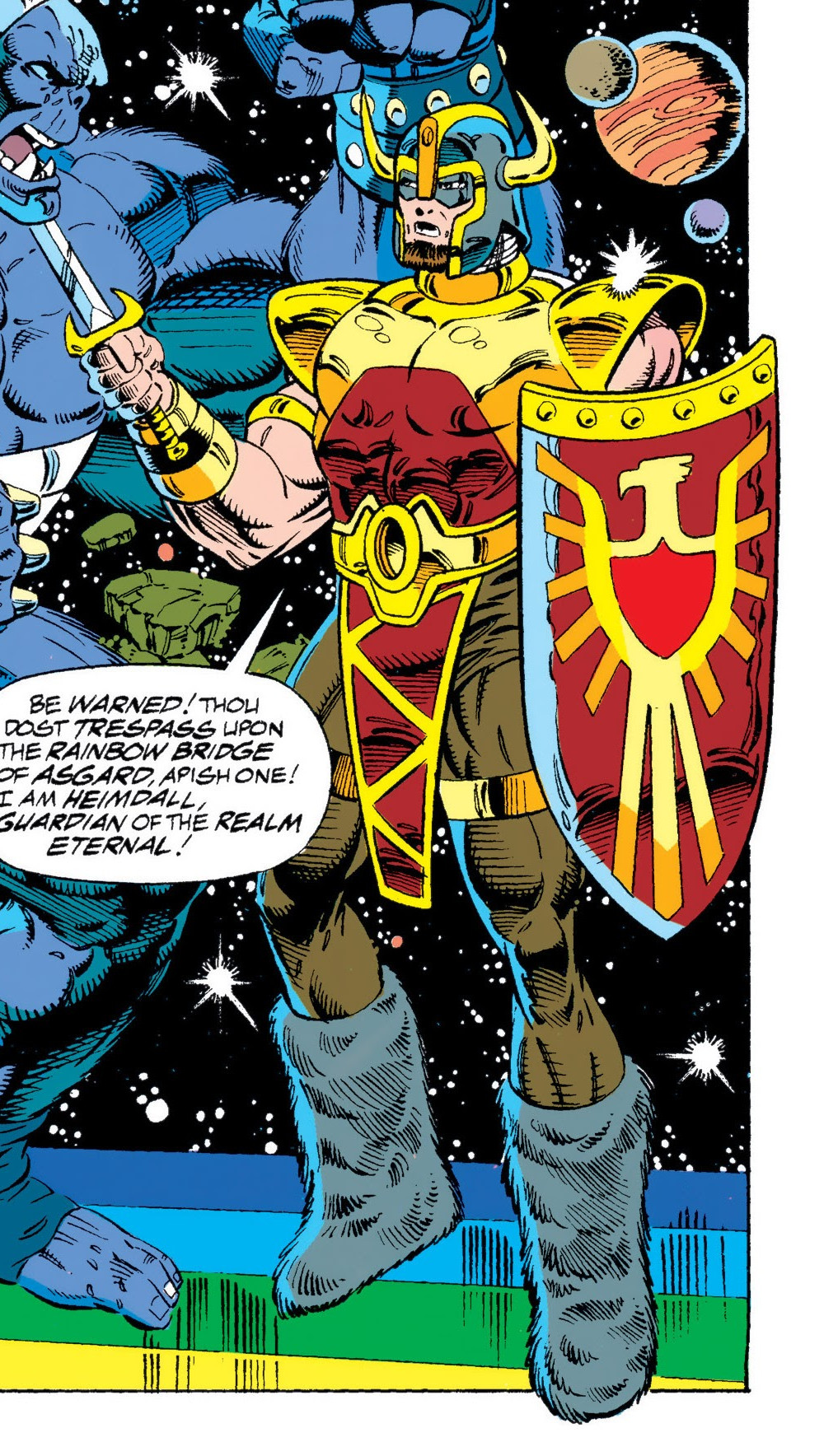 Heimdall (Earth-691)