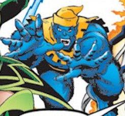 Henry McCoy (Earth-398) from Avengers Vol 3 3 0001.jpg