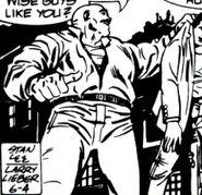 Hugo the Hippo (Earth-77013) Spider-Man Newspaper Strip