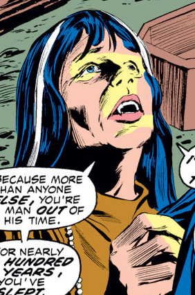 Ilsa Strangeway (Earth-616)