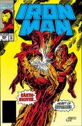 Iron Man Vol 1 298