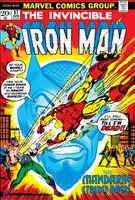 Iron Man Vol 1 57