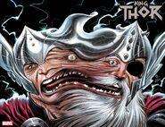 King Thor Vol 1 1 Immortal Wraparound Variant