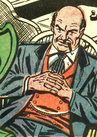 Leroy Garson (Earth-616)