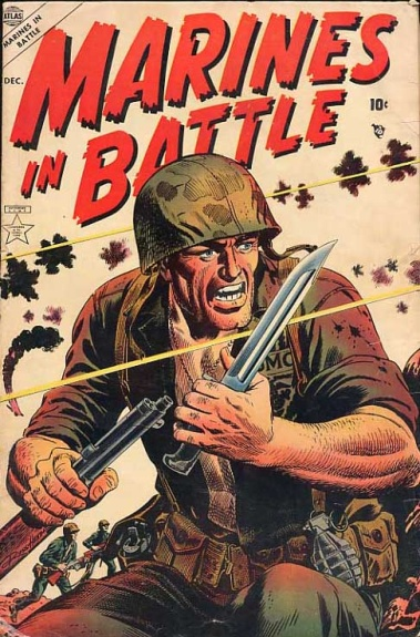 Marines in Battle Vol 1 3