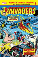 Marvel's Greatest Creators Invaders Vol 1 1