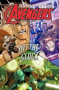 Marvel Action Avengers TPB Vol 2 1 Off the Clock