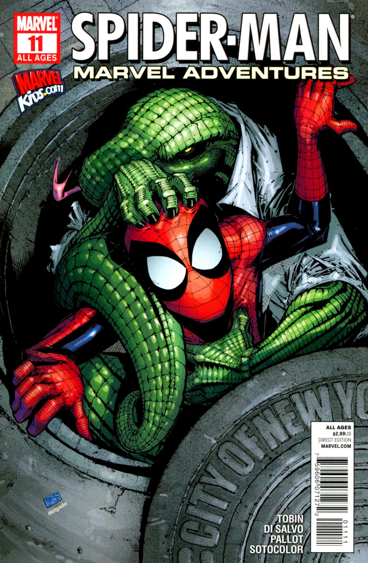Marvel Adventures: Spider-Man Vol 2 11