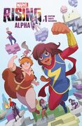 Marvel Rising Alpha Vol 1 1