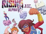 Marvel Rising: Alpha Vol 1 1