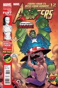 Marvel Universe Avengers - Earth's Mightiest Heroes Vol 1 12