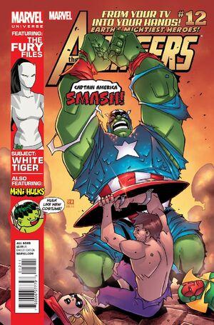 Marvel Universe Avengers - Earth's Mightiest Heroes Vol 1 12.jpg