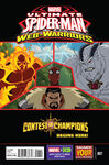 Marvel Universe Ultimate Spider-Man Contest of Champions Vol 1 1