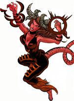Mephista (Earth-616)