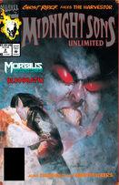 Midnight Sons Unlimited Vol 1 2