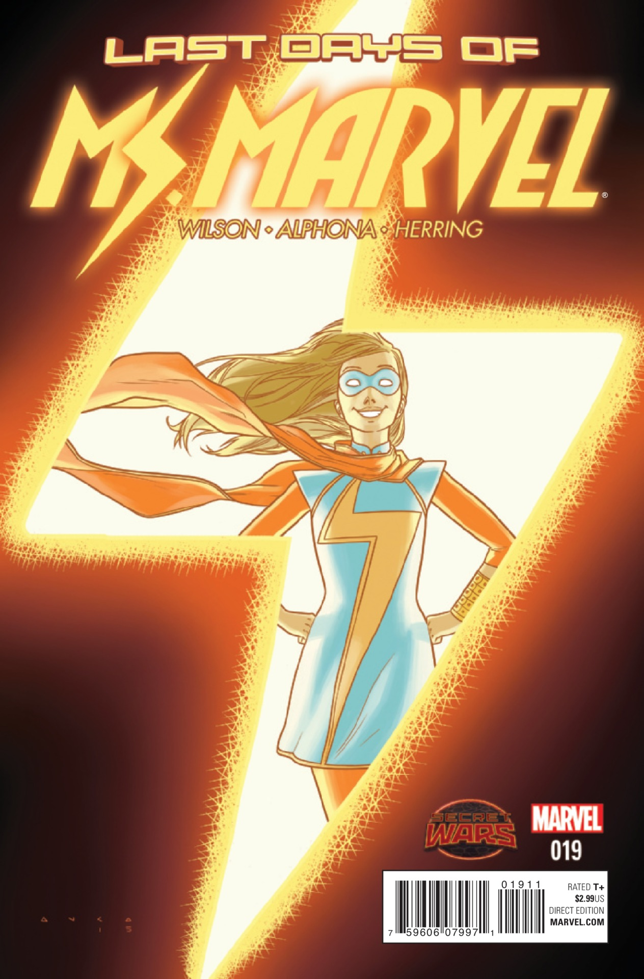 Ms. Marvel Vol 3 19