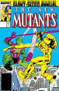 New Mutants Annual Vol 1 3