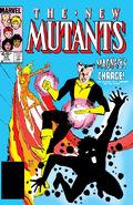 New Mutants Vol 1 35