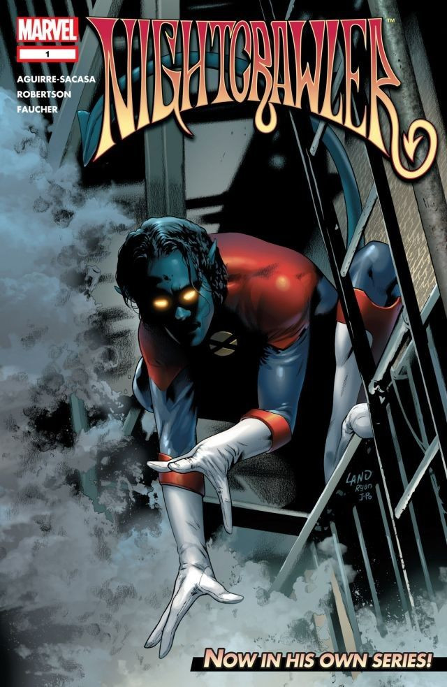 Nightcrawler TPB Vol 1 1: The Devil Inside