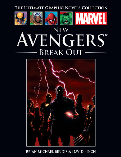 Official Marvel Graphic Novel Collection Vol 1 42