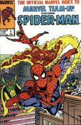 Official Marvel Index to Marvel Team-Up Vol 1 1