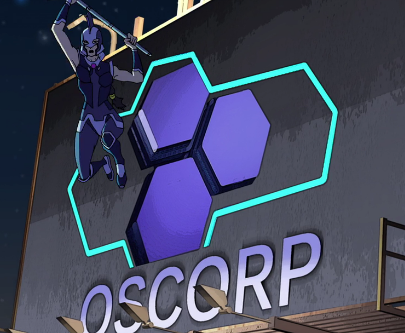 Oscorp Industries (Earth-TRN524)/Gallery