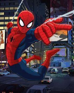 Peter Parker (Maa-12041)