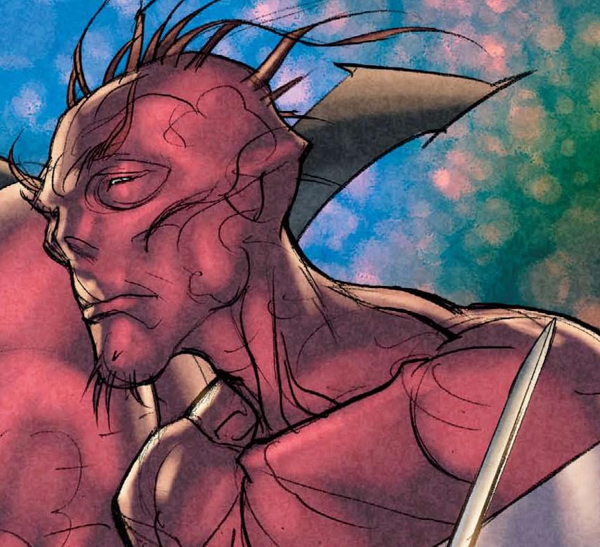 Phanto (Earth-616)