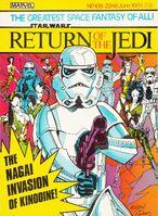 Return of the Jedi Weekly (UK) Vol 1 105
