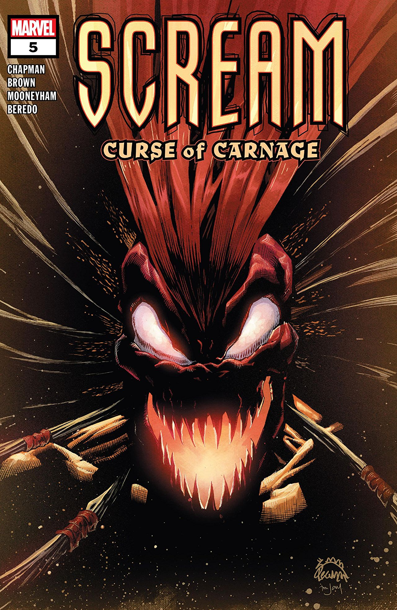 Scream: Curse of Carnage Vol 1 5