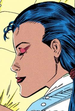 Sharon Friedlander (Earth-616) from Uncanny X-Men Vol 1 298 001.png