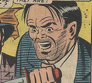 Shiv (Counterfeiter) (Earth-616)