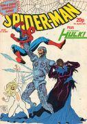 Spider-Man (UK) Vol 1 502