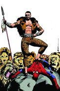 Spider-Man Origin of the Hunter Vol 1 1 Textless